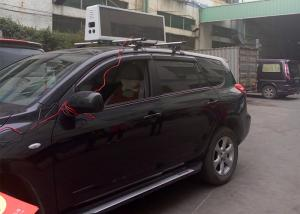 China Wireless Programmable LED Taxi Sign 5mm Pixel Pitch Waterproof LED Taxi Top Display on sale