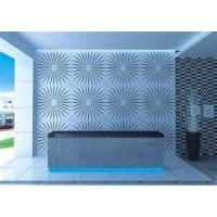 PU 3d wall decor panel for Interior decoration with innovative design