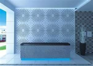 China PU 3d wall decor panel for Interior decoration with innovative design on sale