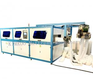 China JK-AS2 Automatic Pocket Spring Assembling Machine on sale