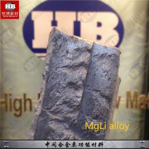 China High Strength Magnesium Lithium Alloy Weighs Half Lithium Magnesium Alloy Plate on sale