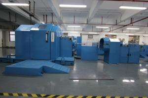 China Siemens AC Motor Cable Twisting Machine Motorized Take - Up And Traverse on sale