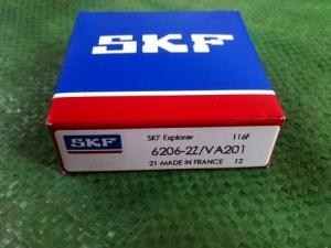 China SKF single row Deep groove ball bearing 6206-2Z/VA201 for high temperatures on sale