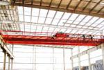 Remote Control Electric Overhead Crane 32 Ton 30m Lifting Height Ground Handle