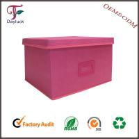 Small business card storage box home storage box