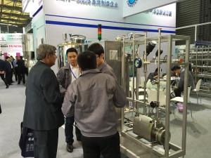 China Ro Pure Pharmaceutical Water Treatment Plant 2 - 0.5 μs/cm For Injection on sale