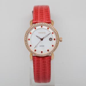 China Ladies  fashion watch , Japanese Movement Stainless Steel Fashionable Wristwatch on sale
