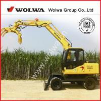 Sugarcane loader DLS880-9A mini loader used farm tractor tires