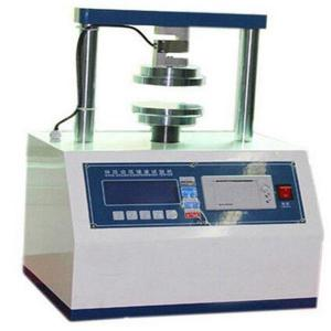 China 2000N Package Testing Equipment Edge Crush Tester For Packaging on sale