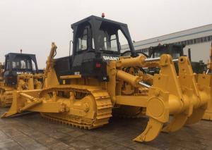 China Heavy construction machinery Shantui bulldozer SD32 320hp dozer 37ton on sale