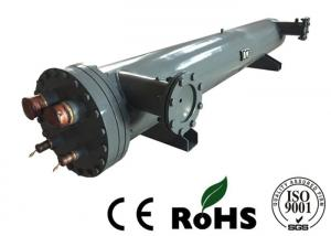 China High Pressure Flooded Heat Exchanger For Cold Storage Refrigeration Equipment on sale