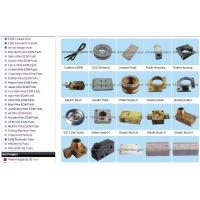 wire guide/power/nozzle/isolator plate/roller...accessories for SEIBU wire EDM