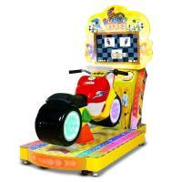 Super Bike Kiddie Ride Motor Coin Operated Kiddie Rides / Amusement Game Machine Kids Video Game Machine for Sale