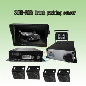 China Thermal Cctv IP66K Camera Trailer Truck Reverse 24v Parking Sensor with reverse image For Truck on sale