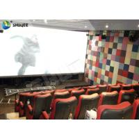 Large Local Movie Theaters With High Definition Movie , 7.1 And 5.1 Audio System