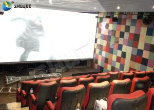 China Large Local Movie Theaters With High Definition Movie , 7.1 And 5.1 Audio System on sale