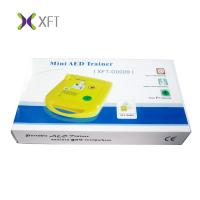 Battery Operated AED Trainer With Voice Prompts And LED Indication