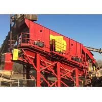 20° Mining Vibrating Screen 37Kw Dual Drive - Electronically Synchronized