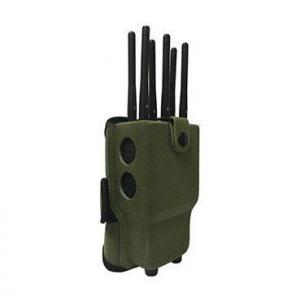 China 6 antennas Lojack 3G 4G cell phone jammers with nylon case Lojack: 167-174MHz on sale
