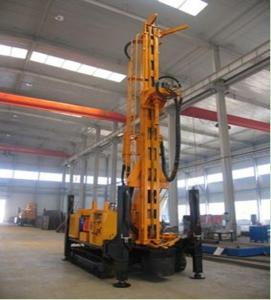 China XY-1 Core Crawler Water Well Drilling Rig SNR-350B , Horizontal Rotary Drilling Rig on sale