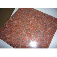China Hotel Lobby Imperial Red Granite Floor Tiles , 12 Inch Granite Tile Size Optional on sale