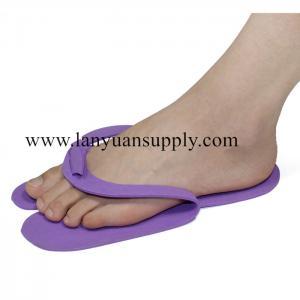 China Disposable Colorful Print Beach EVA Slipers/Beachwear/Beach Slippers for Women/Footwear on sale