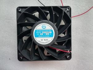 Dual Ball Bearing DC Axial Fans / High Static Pressure Fans