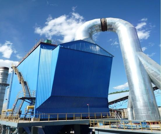 Bagging Cement Plants : Bag house dust collector equipment for steel plant