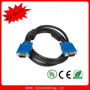 China computer vga cable male to male 6m on sale