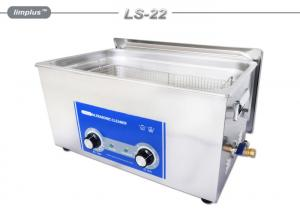 China Cavitation 480w Power Sonic Wave Ultrasonic Cleaner , Diesel Oil Clean Large Capacity Ultrasonic Cleaner on sale