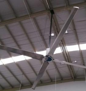 High volume large industrial ceiling fan 20 4 blade low enery high volume large industrial ceiling fan 20 4 blade low enery consumption aloadofball Image collections