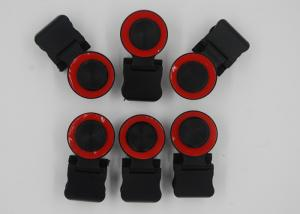 China Small Design Mobile Game Joystick Controller 55*25*5 mm Size Red Color on sale