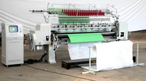 China Тип челнока машины Мулти иглы стежком замка 94 дюймов выстегивая для делать одеяла on sale