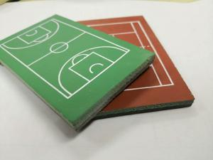 China Drum Package Acrylic Sports Surface,  Indoor Outdoor Tennis Court Coating on sale
