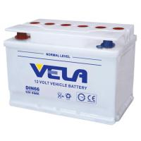 Dry Charge Car Battery - DIN66
