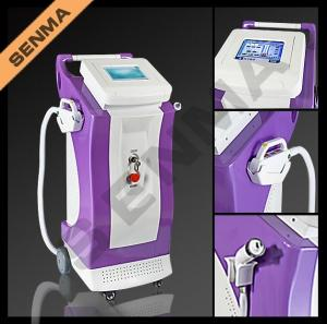 China elight+rf multifunctional beauty machine for hair removal and skin care on sale