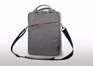 China Custom Personalized 13'' Laptop Sleeve Case Durable Blending Shoulder Tablet Sling Bag on sale