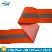 Orange Reflective Clothing Tape High Light 3 M Garment Accessories Reflective Tape