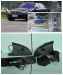 Sistema de la opinión del pájaro, 360 sistemas de reserva de la cámara del pájaro de AVM-520TVL del coche inconsútil de la opinión para el Benz S600L