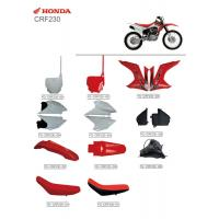 China CRF230 Motorcycle Parts And Accessories Plastic Material Fuel Tank ISO Approval on sale