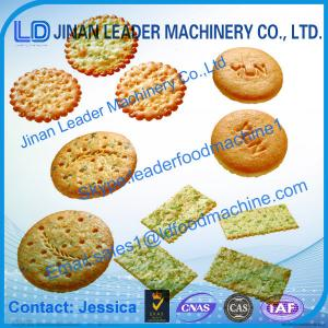 China Automatic Biscuit Process Line / Biscuit making machinery with best quality on sale