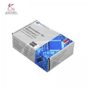 China Matte Lamination Custom Logo Corrugated Mailer Boxes E Flute on sale