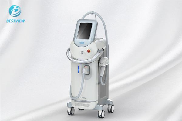 Professional Diode Laser Hair Removal Machine 808nm With 12 Bars