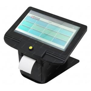 "China WiFi Bluetooth Android POS Intelligent pad thermal printer with 10.1"" touch screen for for O2O Application on sale"