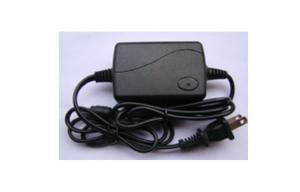 China 1 Channel Output Surveillance CCTV Camera Power Supply With 0.6m Power Cable on sale