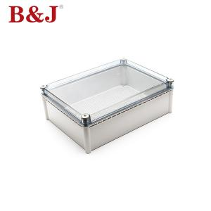 China IP68 Plastic Electrical Enclosure Boxes , Indoor Wall Mount Plastic Enclosure on sale