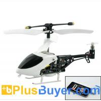 China iHelicopter Mini - RC Helicopter for Apple iPhone/iPad/iPod Touch on sale