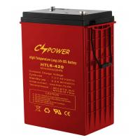 China Deep Cycle Gel Battery 6V 420ah for 48V Solar Power System on sale