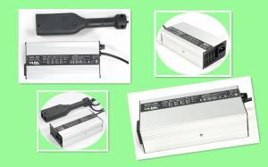 China Silver Black 36 Volts 5 Amps Smart Battery Charger 240W For 36V Li / SLA Batteries Powered EVS on sale
