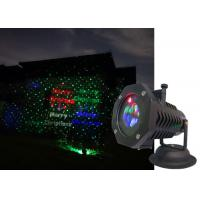 Indoor/Outdoor Laser Static And Motion Two Lights Modes Plus LED Star Projector With 1 Year  Warranty As Seen on TV